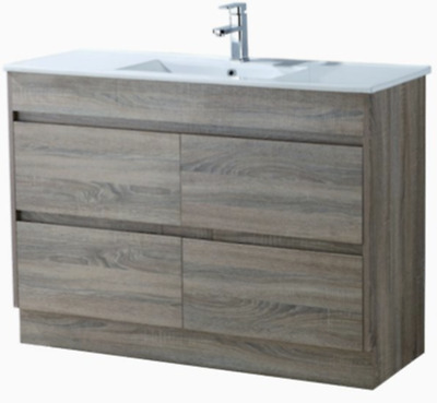 Wholesale Price!!!!!freestanding Vanity With Ceramic Top 1200Mm : $499