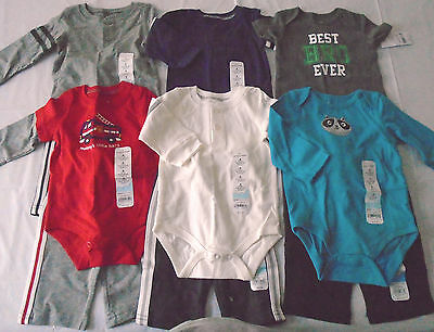 New 10 Pc. Lot Of Baby Boy Clothes 3-6 Months Nwt $122