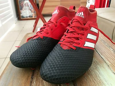 Adidas Ace 17.3 Football Boots Size US 8 (Mens)