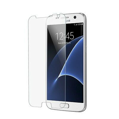 High Quality Premium Clear Tempered Glass Screen Protector Samsung Galaxy S7