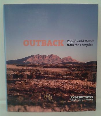Outback Recipes and stories from the campfire by Andrew Dwyer Cookbook Australia
