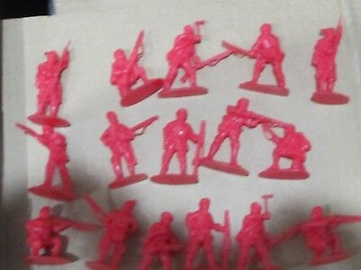 1/32 Rogers Rangers Toy Soldiers 54mm