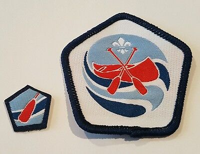 Scouts Canada Canadian Rover Scout Award Highest youth badge patch