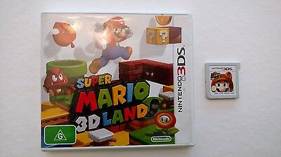 Super Mario Land | Nintendo 3DS Game