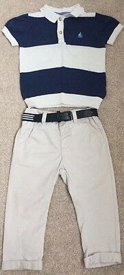 Next boys outfit 12-18 months, lovely for summer, great condition