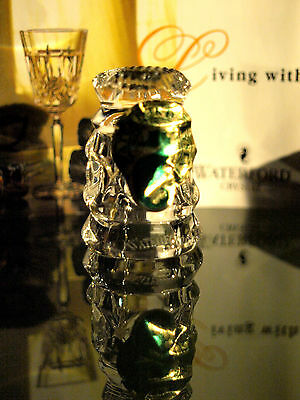 Waterford Crystal Thimble, New Made in Ireland