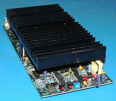 AMAT Anorad 69532-4.5 X-Y Axis Driver 3900047-D Motion Controller Board Rockwell