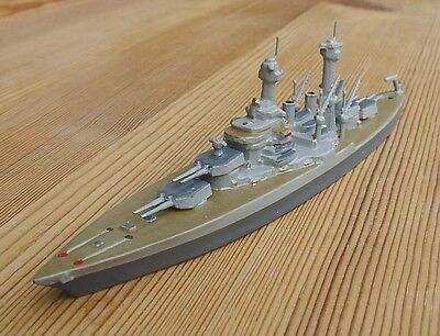 1/1250 battleship BB 45 46 47 48 USS COLORADO class WW2 Wiking Pilot deckpainted