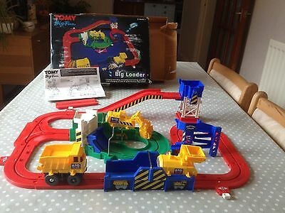 TOMY Big Loader - Vintage , Boxed,  & Working