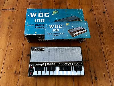 Woc 100 Vintage Electric Organ / Synthesizer