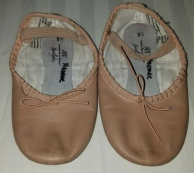 American Ballet Theatre Spotlights Shoes Toddler 9.5 Pink Dance Ballerina Flats