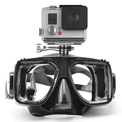 GoPro Diving Mask Mount for Action Camera Hero 1/2/3/3+/4/5 Gopro Accesories