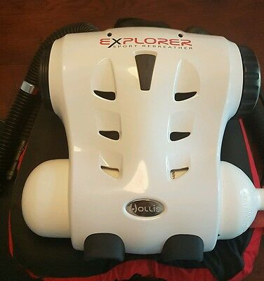 Hollis Explorer Rebreather - never used with CO2 sensor Included