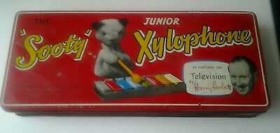 "Rare-Collectable The ""sooty"" Junior Xylophone As Featured On Tv By Harry Corbett"