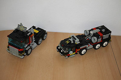 (Tb) Lego System Model Team 5590 Towing Vehicle 5590 B-Model Good Condition