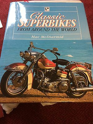 Classic Superbikes from Around the World by Parragon Book Service Ltd (Hardback…
