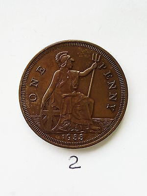 1933 Dated  George V Coin