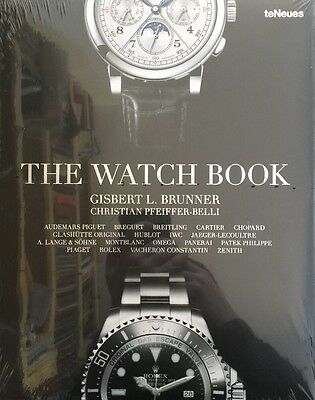 The Watch Book teNeues - Brand New Sealed!