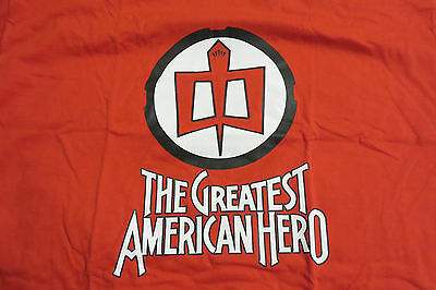 The Greatest American Hero T-Shirt Camiseta El Gran Heroe Americano
