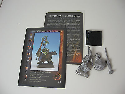 Confrontation Goblins 1 Dunstbläser Gas-blowers Souffleurs new neu Metall