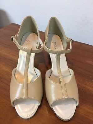 New Women's Dance Steps Equity Size US 9, England 6