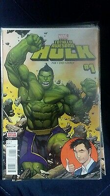The Totally Awesome Hulk #1-9