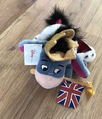 2002 Jubilee Eeyore from Disney Store, with tags, collectors, winnie-the-pooh