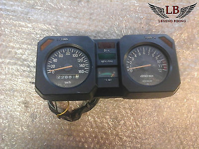 Yamaha RD 125 LC Speedo, panel