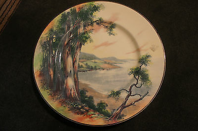 ROYAL DOULTON , Series , Cabinet/wall Plate. small chip tp back edge