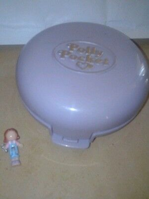 polly pocket  avec 1 personnage