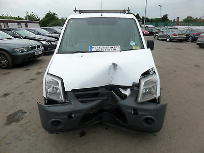 2010 (60) Ford Transit Connect 75 1.8 Diesel Damaged Repairable Salvage No Vat