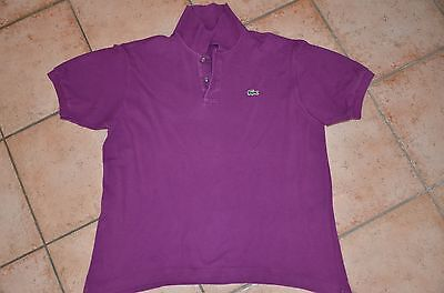 Polo lacoste Taille 6/XL
