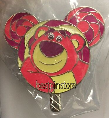 Disney pin - HKDL 2017 Lollipop Collection -Toy Story Lotso