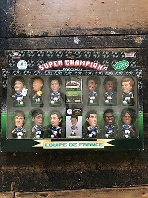 Corinthian Headliners Super Champions France 12 Player Pack - With Henry