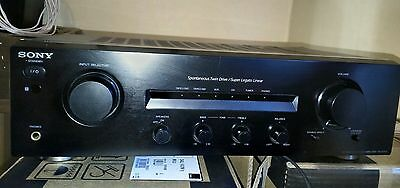 Sony TA FE- 370 Stereo Integrated Amplifier