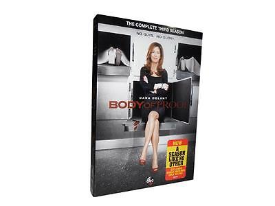 Body of Proof: The Complete Third Season 3 (DVD, 2013, 3-Disc Set)