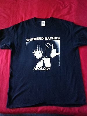 Weekend Nachos Shirt Nails Full Of Hell Despise You