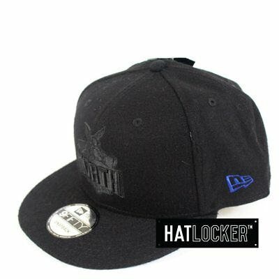 New Era - North Melbourne Kangaroos Winter Night Snapback