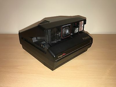 Rare Polaroid Image Pro Instant Film Camera | Fully Working (Mint Condition)
