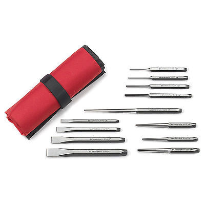 Gearwrench 12 Piece Punch & Chisel Set 82305