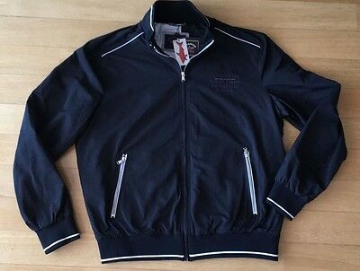 NEW Paul & Shark Man Uomo Giacca Jacket Spring Black  M L XL 2XL XXL