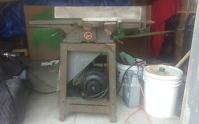 delta 6 inch short bed jointer