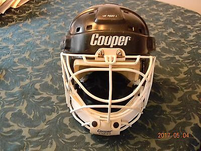 Cooper SK2000L with HM30 Catseye Mask Combo