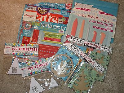 BN Job Lot Craft Bundle
