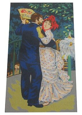 Canvas Tapestry Needlepoint Printed Embroidery Gobelin Danse Renoir 103.5019