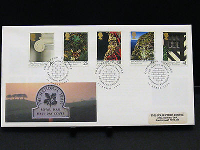 First Day Cover – The National Trust 1995