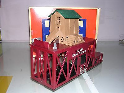 Lionel 6-12847 Operating Icing Station<++>BRAND NEW<++>OB & Paperwork<++>
