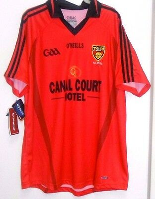 Football / Hurling An Dun. Down O'neills Gaa Shirt, Size Adult Xx Large