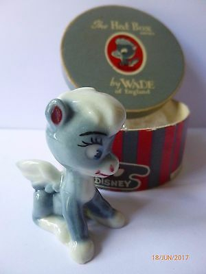 Wade Whimsie Baby Pegasus With Original Hat Box 2 Disney
