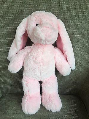 Pink Rabbit Bunny Design A Bear Chad Valley